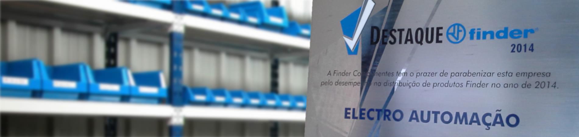 Electro Automação Industrial - Destaque Finder 2014