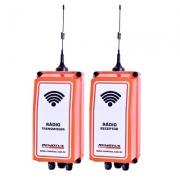 Rádio transmissor Remotus